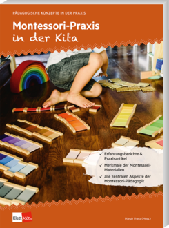 Cover Montessori-Praxis in der Kita