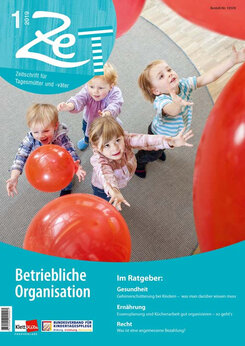 Cover Betriebliche Organisation