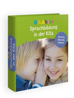 Cover RAAbits Sprachbildung in der KIta