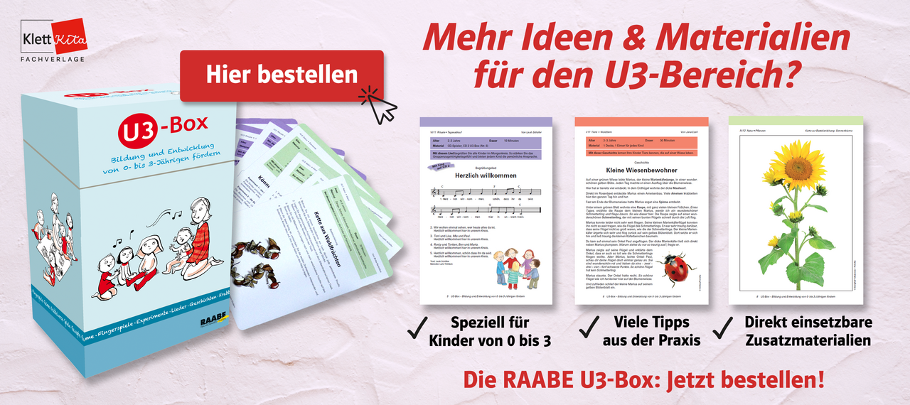 U3 Fingerspiel U3-Box