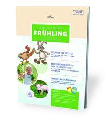 Jahreszeitenordner Frühling: Fingerspiel Osterzeit