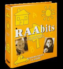Buchstaben kneten Raabits