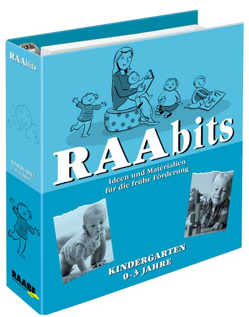 RAAbits 0-3: Fingerfarben selbstgemacht