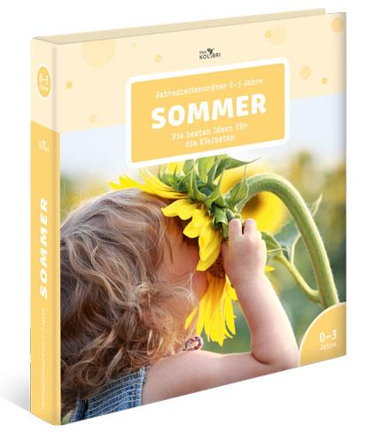 Jahreszeitenordner 0-3 Jahre Sommer