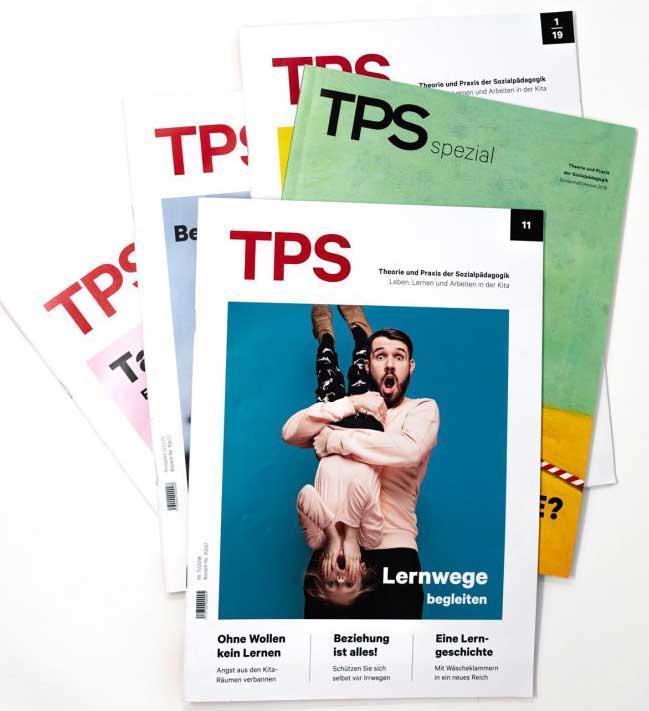 TPS Theroie und Praxis der Sozialpädagogik