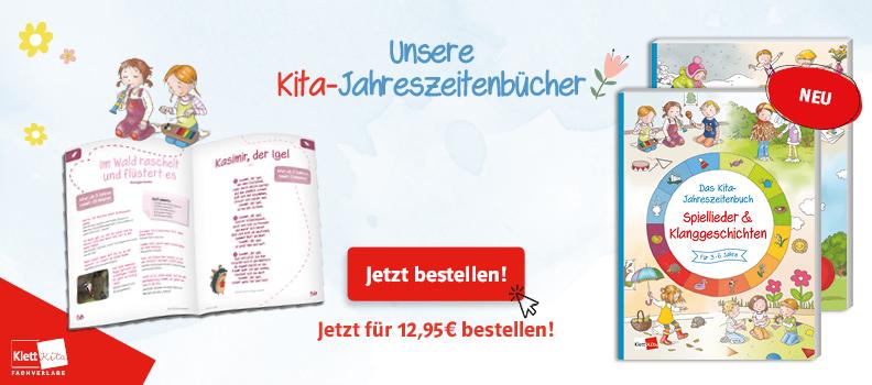 Banner_Das Kita-Jahreszeitenbuch Spiellieder und Klanggeschichten