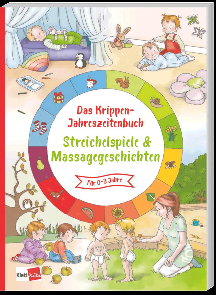 Fantasiereise mit dem GLückskäferchen | aus dem Krippen-Jahreszeitenbuch Streichelspiele & Massagegeschichten