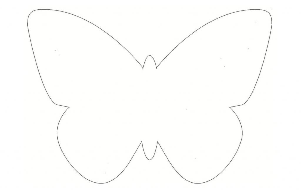 Schmetterling Basteln 2 Schmetterlinge Basteln 14
